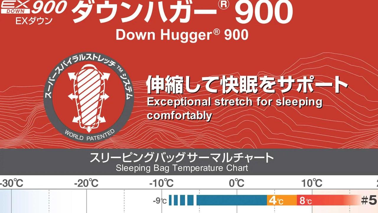 Montbell Down Hugger 900 #3