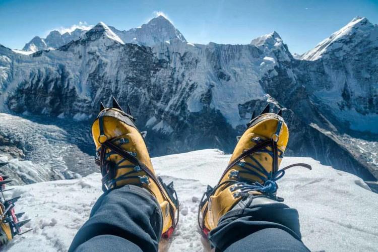 Nepal Island Peak View