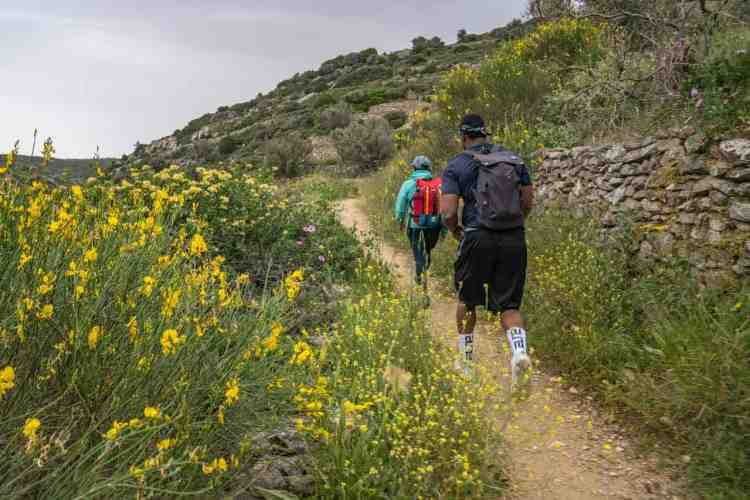 Greece Paros Hiking Trail