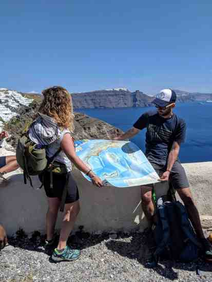 Greece Santorini Guides