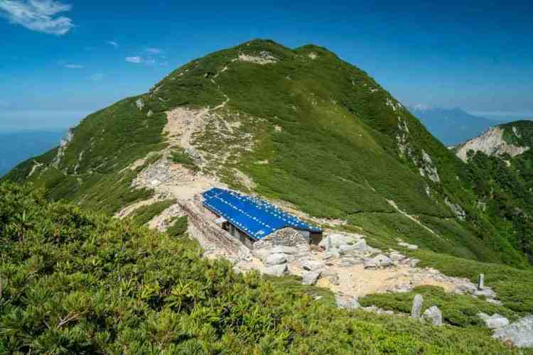 Japan Alps Traverse Chuo Alps
