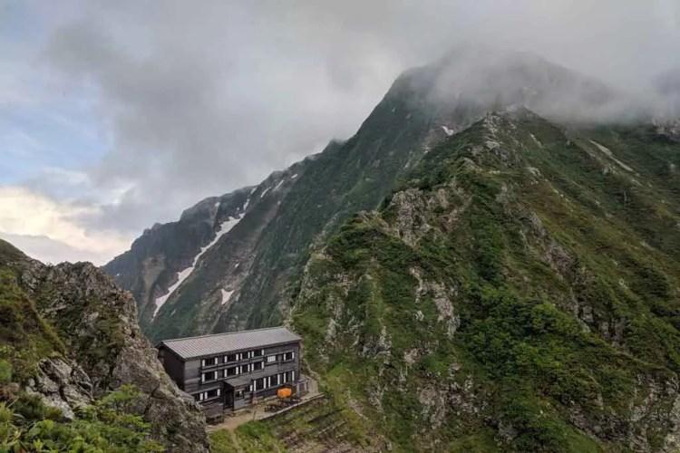 Japan Alps Traverse Kita Alps Kirettogoya