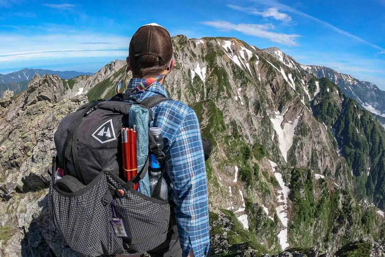 Japan Alps Traverse Kita Alps Mac View
