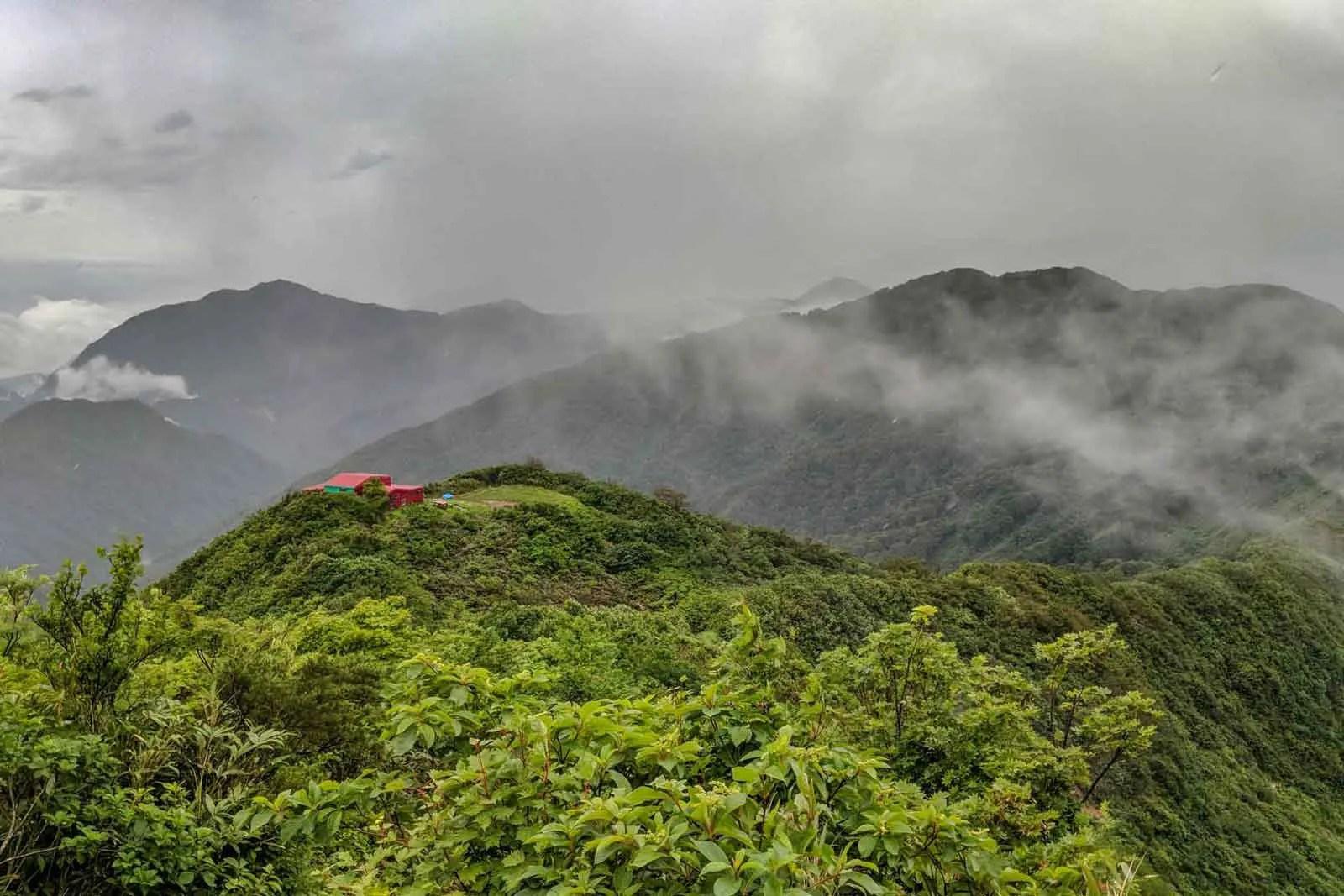 Japan Traverse Kita Alps