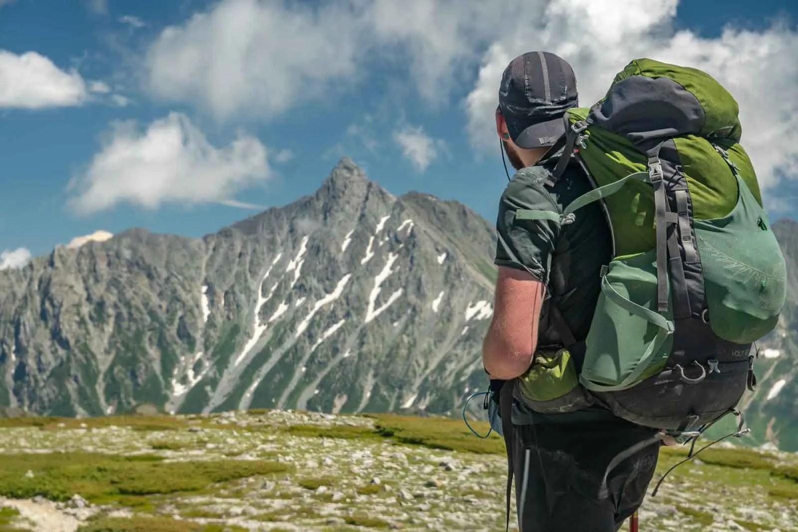Japan Alps Traverse Kita Alps Tom Yarigatake