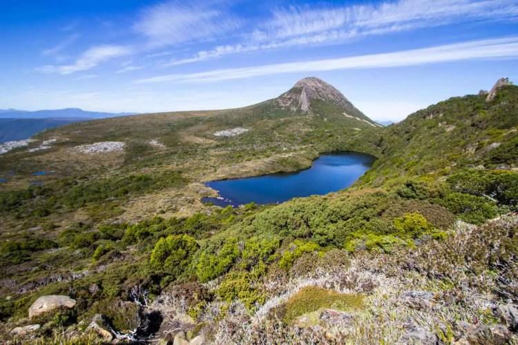 Tasmania Mount Anne Circuit Mount Sarah Jane