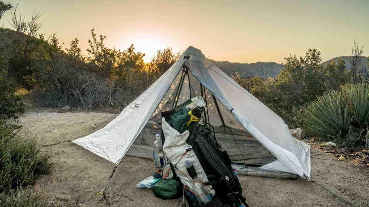 Pacific Crest Trail Final Gear List
