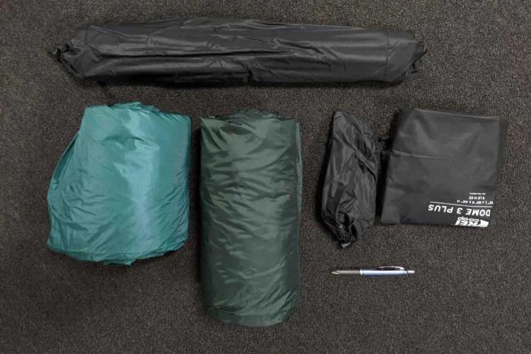 REI Co-op Half Dome 3 Tent