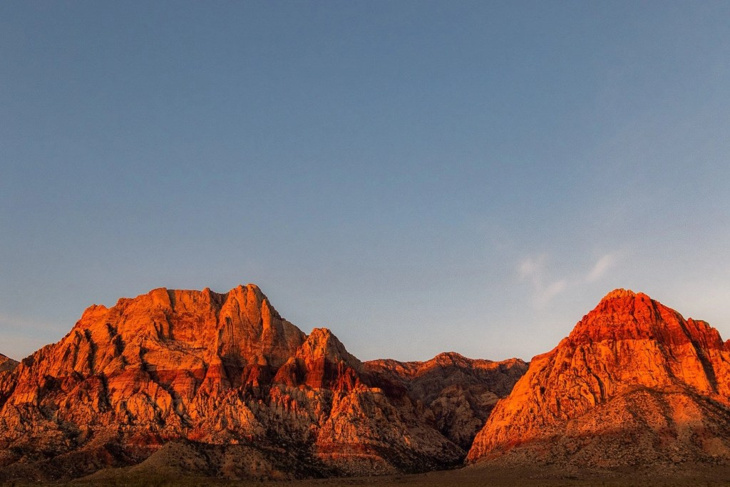 red rock canyon one of the best places to elope in nevada