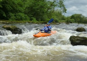 River Ure trip photo 1