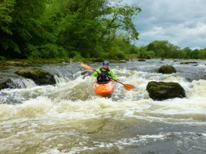 River Ure trip photo 2