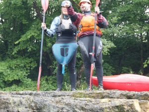 Beginners River Trip – Lower Wharfe , Bolton Bridge to Ilkley