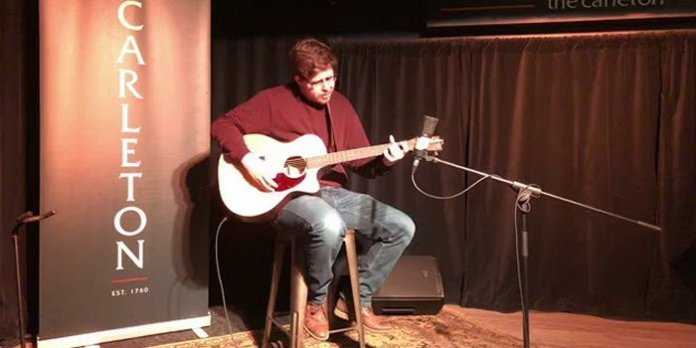 Watch: Live at The Carleton with Rudy Pacé