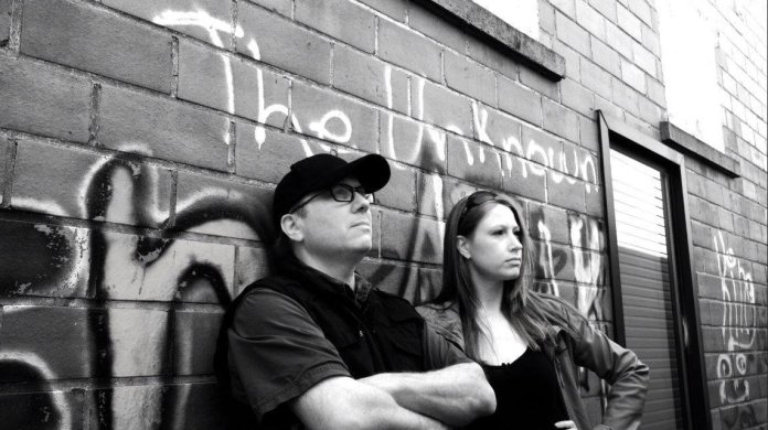 Long-time co-hosts Paul Kimball and Holly Stevens explore the unknown in the Eastlink television show Haunted.