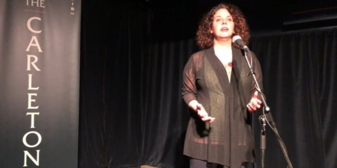 Live at The Carleton with Laura Caswell