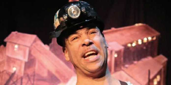 Beau Dixon performs in his one-person chamber musical chronicling the life of Maurice Ruddick, an African Canadian who survived the historic mining disaster in Springhill, Nova Scotia in 1958.