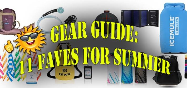 outdoor gear for summer