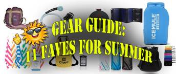 outdoor gear for summer