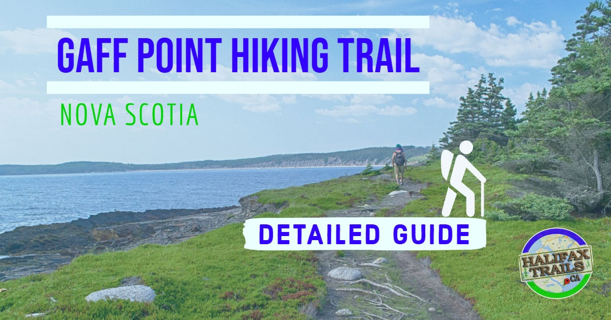 Gaff Point Hiking Trail Hirtles Beach Lunenburg Nova Scotia