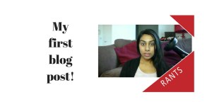 Blogging and blowdrying hair