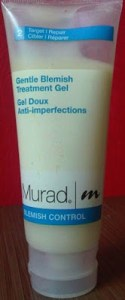 Murad Blemish treatment gel review