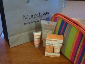 Murad Intensive-C Radiance Peel results