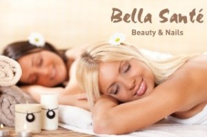 A beauty spa poster