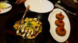 Chaat at grand Trunk Road