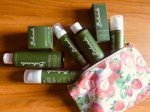 Balmonds skincare bundle
