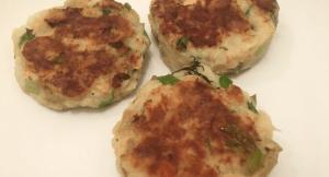 Breadcrumb-free easy fishcakes