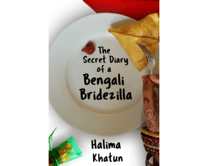 The Secret Diary of Bengali Bridezilla book cover