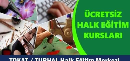 tokat-turhal-ucretsiz-halk-egitim-merkezi-kurslari