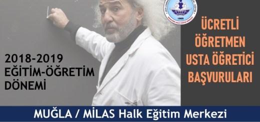 MUĞLA-MİLAS-Halk-Eğitim-Merkezi-2018-2019-Dönemi-Ücretli-Öğretmen-Usta-Öğretici-Başvuruları