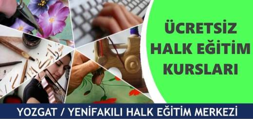 YOZGAT-YENİFAKILI-Halk-Eğitim-Merkezi-Kursları