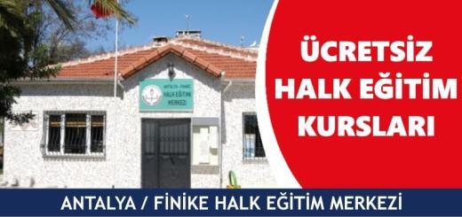 ANTALYA-FİNİKE-Halk-Eğitim-Merkezi-Kursları