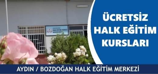 AYDIN-BOZDOĞAN-Halk-Eğitim-Merkezi-Kursları