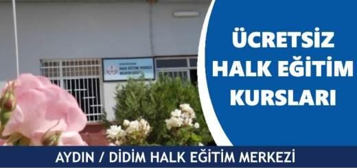 AYDIN-DİDİM-Halk-Eğitim-Merkezi-Kursları