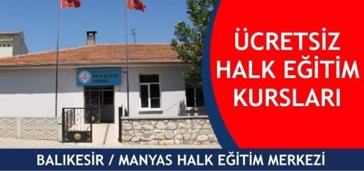 BALIKESİR-MANYAS-ücretsiz-halk-eğitim-merkezi-kursları