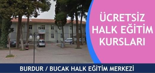 BURDUR-BUCAK-Halk-Eğitim-Merkezi-Kursları