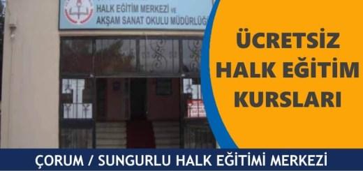 ORUM-SUNGURLU-ucretsiz-halk-egitim-merkezi-kurslari