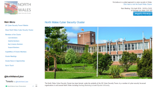 North Wales Cyber Security Cluster – April 2016 Meeting