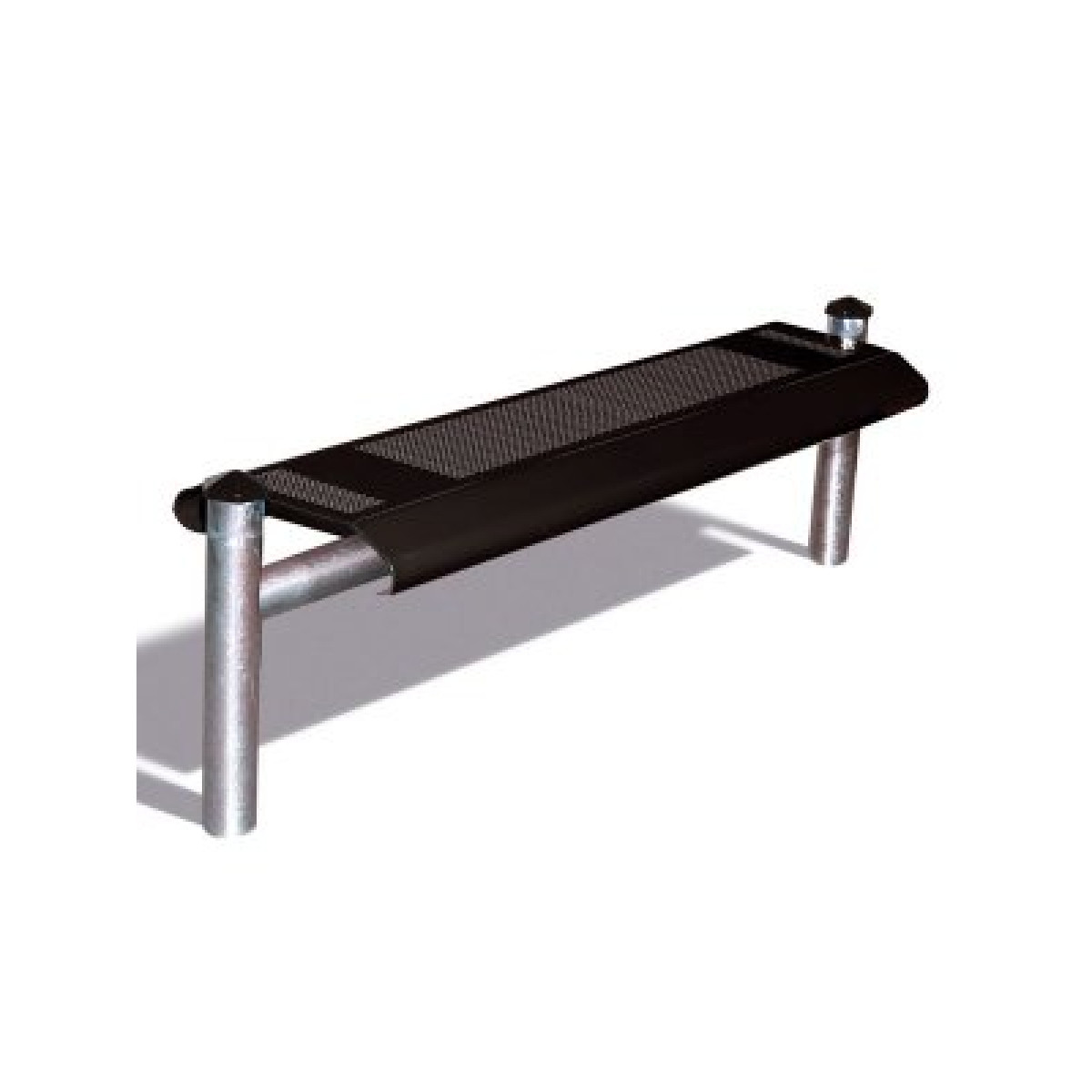 Mecure Steel Seat Amp Bench