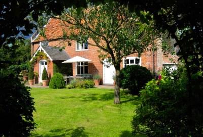 Hall Farm Suffolk B&B