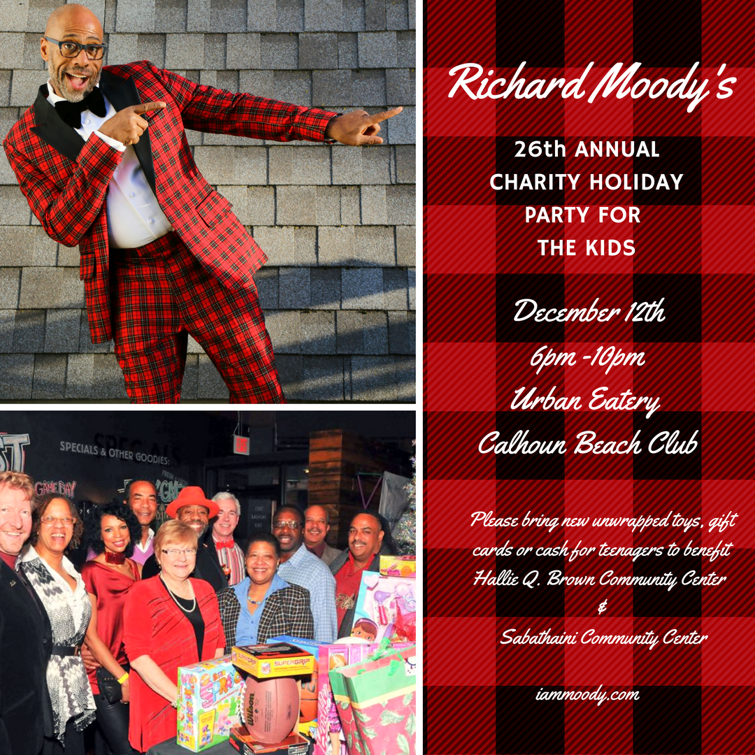 Richard Moody's 26th Annual Holiday Party