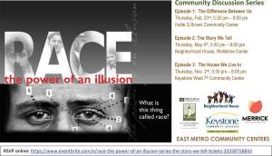 race the power of illusion may 2017
