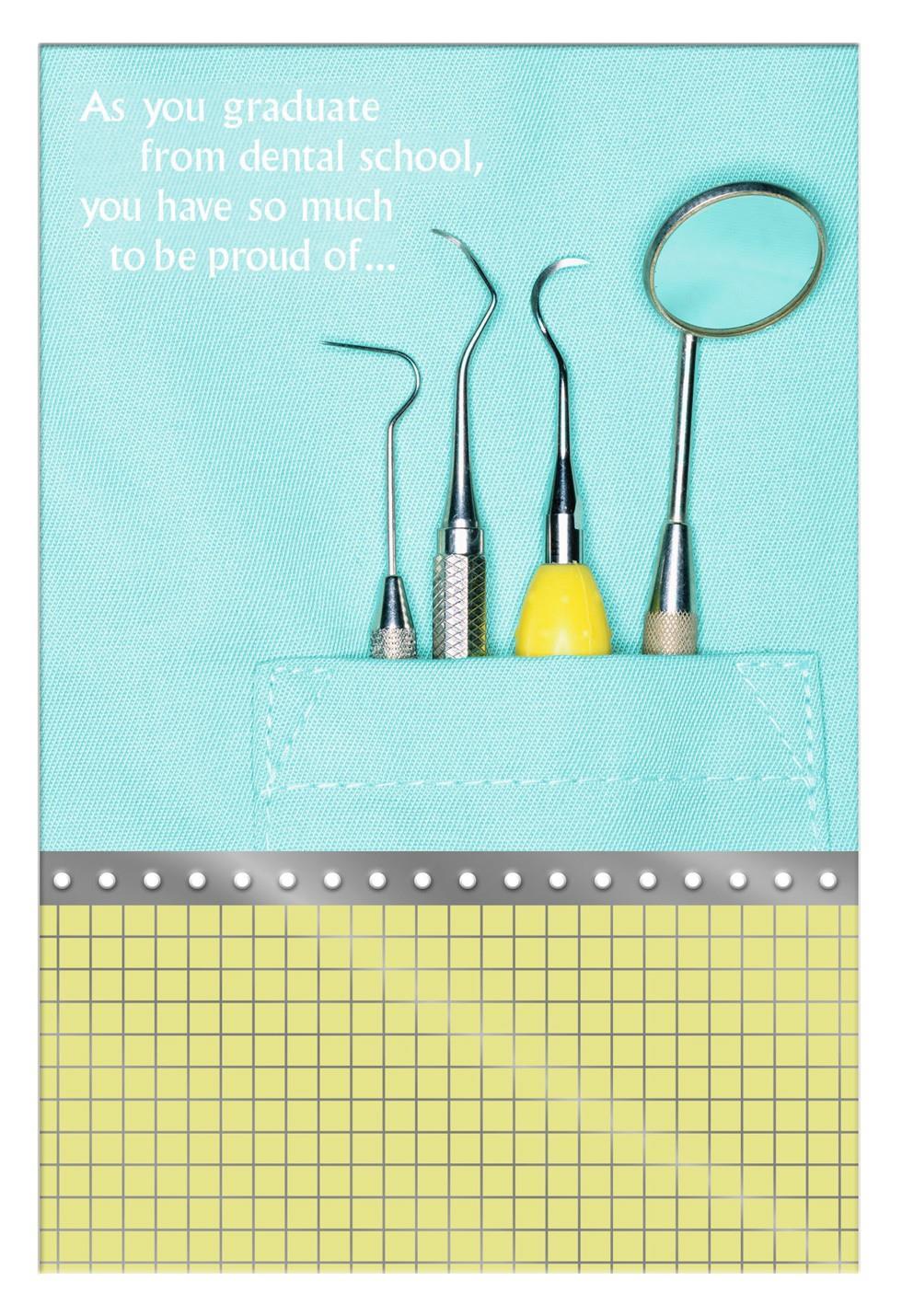 Dental School Graduation Card Greeting Cards Hallmark