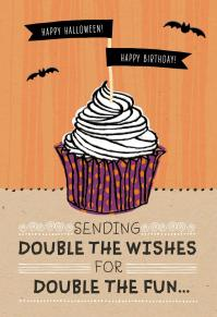 halloween birthday wishes images
