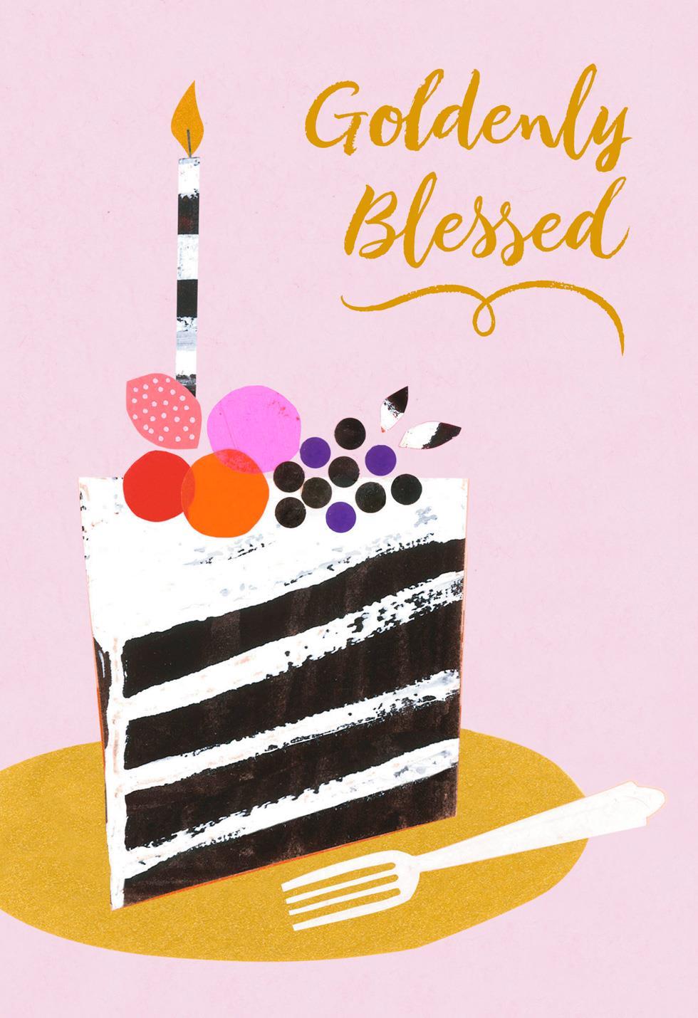 Jill Scott Count Every Single Blessing Musical Birthday Card Greeting Cards Hallmark