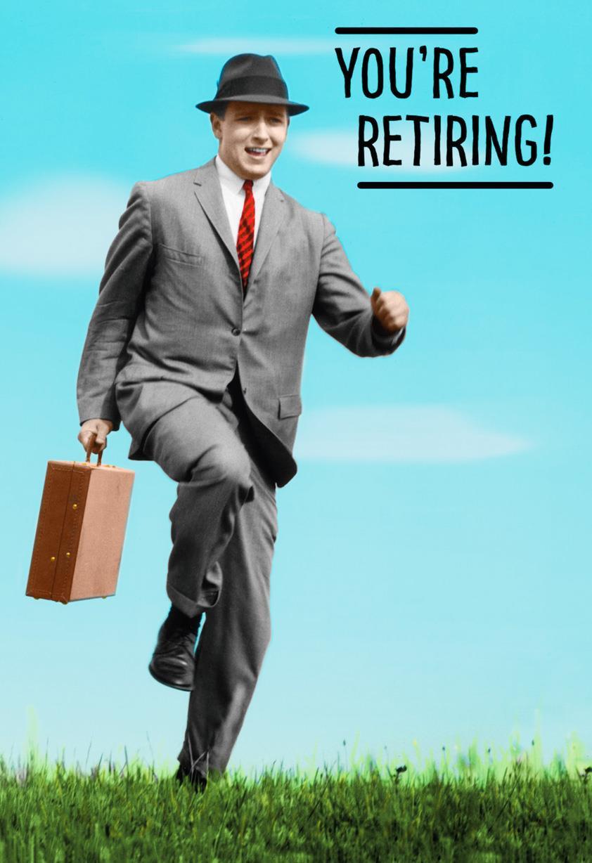 Smart Move Funny Retirement Card Greeting Cards Hallmark