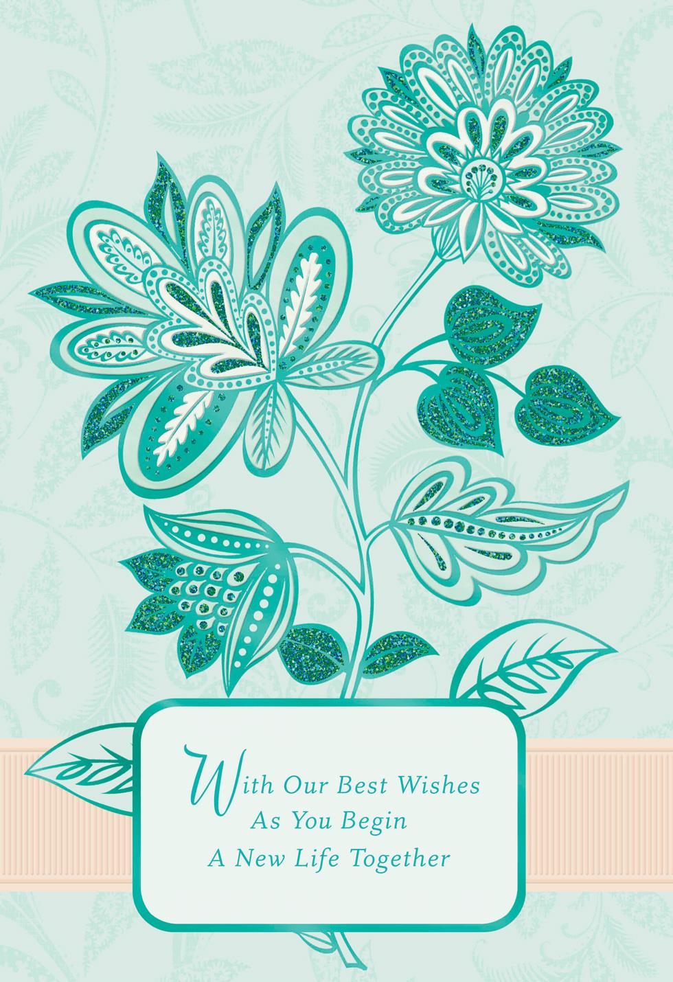 Best Wishes Religious Wedding Card Greeting Cards Hallmark